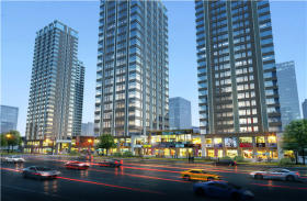 阳光城2月获得1个银川市金凤区土地项目