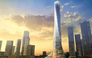 福建福州世茂108大厦高度降低至360米